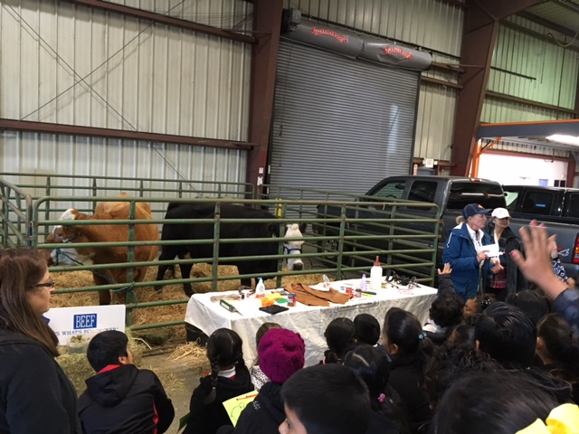 Farm Day Monterey is set for March 15, 2018 and Farm Day Salinas will be in  October (date TBA); volunteer to be a class guide at the MCAE website here.